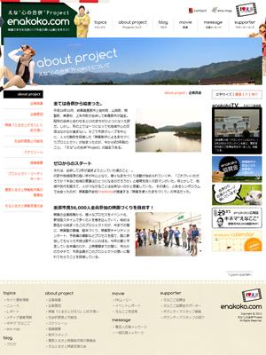 """えな""""心の合併""""Project"""