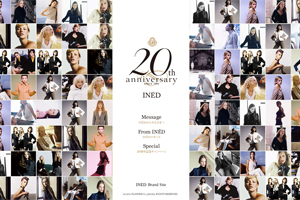 INED 20th Anniversary
