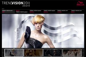 WELLA TREND VISION award 2011