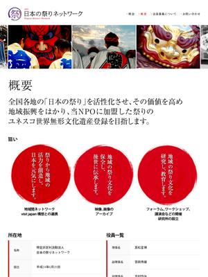 NPO 日本の祭りネットワーク