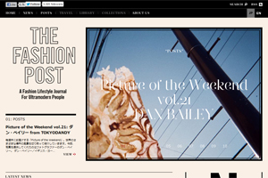 THE FASHION POST