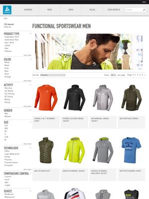 Odlo Premium Sportswear