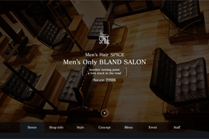 Men's Hair SPICE